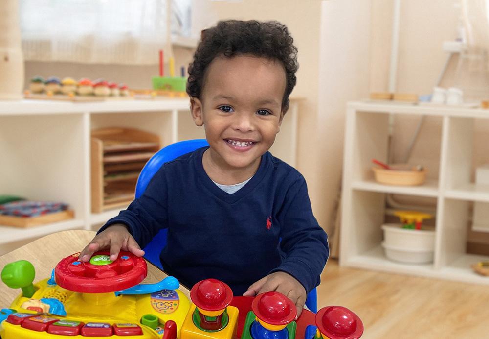 We Help Your Child Reach Milestones