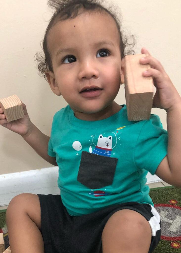 Toddlers Flourish In Routine